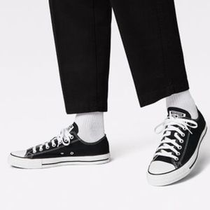 Converse Chuck Taylor All Star Black Ox Sneakers